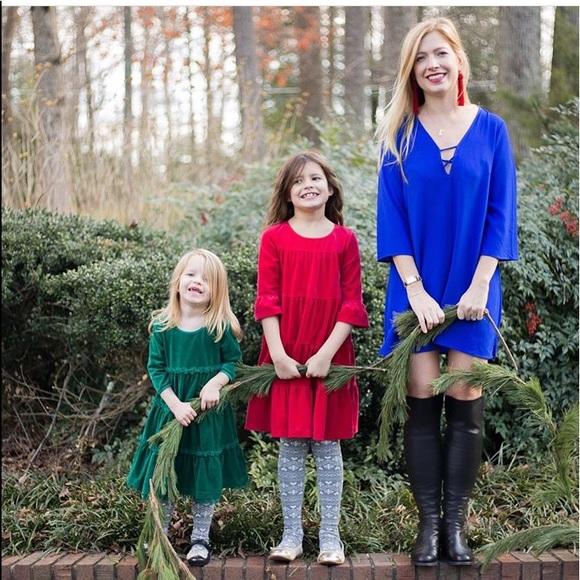 mabel Dresses & Skirts - Royal blue dress/tunic